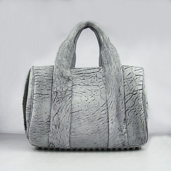 Alexander Wang Coco Mini Leather handbag Gray