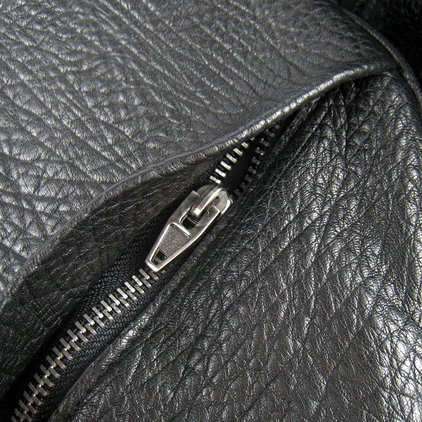 Alexander Wang Coco Mini Leather handbag Black Silver