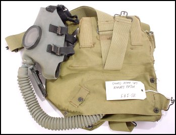 US MIA2 Service Gas Mask