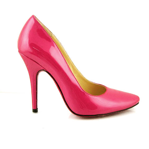 Christian Louboutin lambskin leather ROLANDO Pink