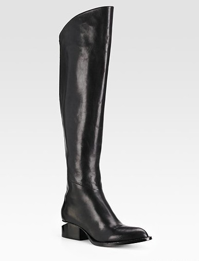 Alexander Wang Sigrid Tall Zip Boot